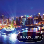 Next stop, Overnight in Chonquing, China