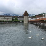 Kappel Bridge, Lucerne, Switzerland