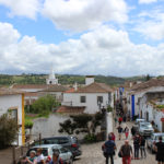 The city of Obidos